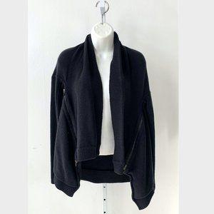 Lululemon Wrap It Up Sweater Black XS S